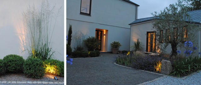Architectural Landscape Lighting Design