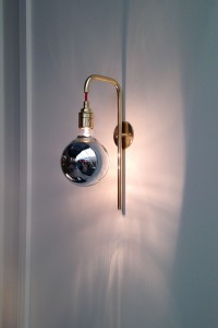 Big Bulb wall light by CTO Lighting at Decorex 2014