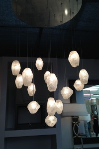 Natural Inspirations by Fine Art Lamps at Decorex 2014