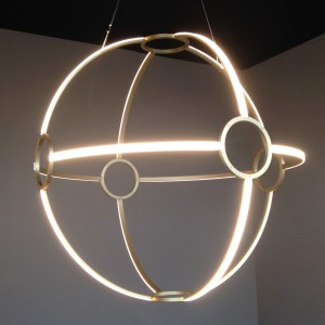 Ona Pendant light by KAIA Lighting at Decorex 2014