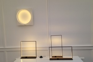Le Deun Luminaires at Decorex 2014