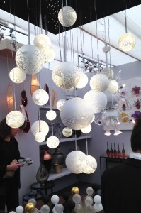 Vessel Gallery at Decorex 2014